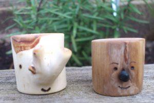 Zwei Waldgeister